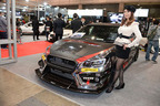 【速報!】迫力あるエアロに身をまとったカスタムカーを展示【東京オートサロン2015】