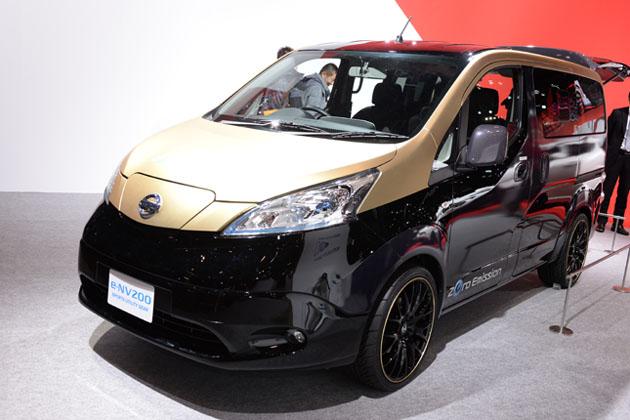 日産 e-NV200 Sports Utility Gear[参考出展車]【東京オートサロン2015】