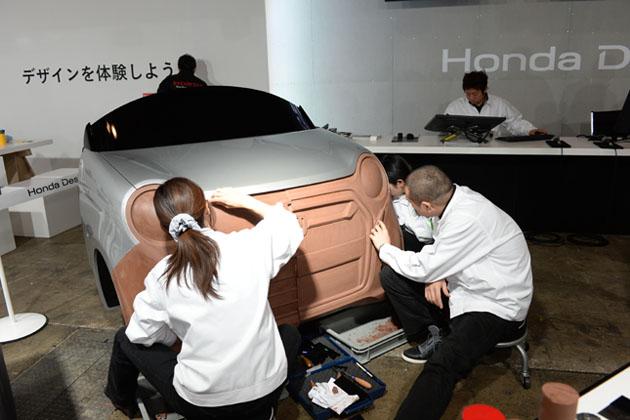 Honda N-ONE リラックスCONCEPT【東京オートサロン2015】