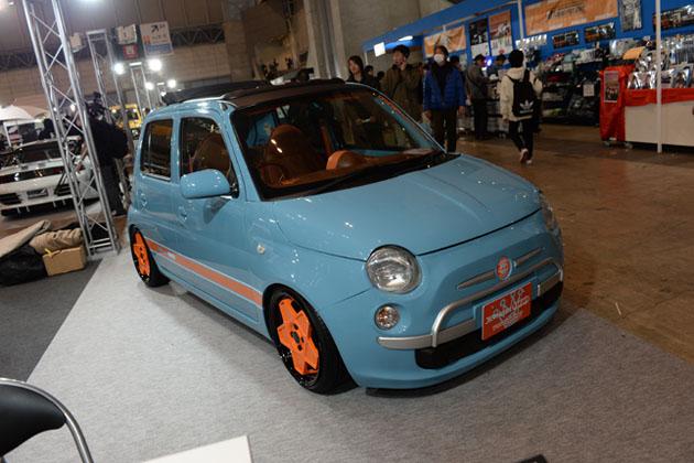 【速報!】チューニングカーもいいけれど、かわいくてやんちゃな軽自動車たちにも注目っ!