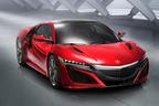ホンダ、Acura新型「NSX」市販モデルをデトロイトショーで世界初公開