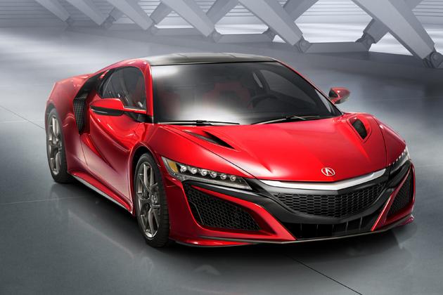 ホンダ Acura新型「NSX」