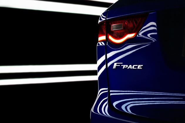 ジャガー「F-PACE」
