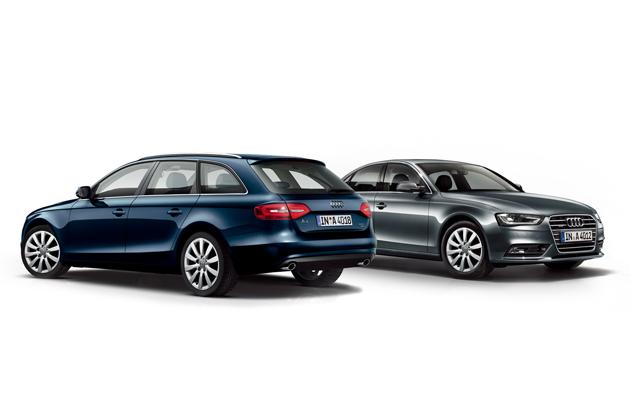 アウディ A4 / A4 Avant Luxury line