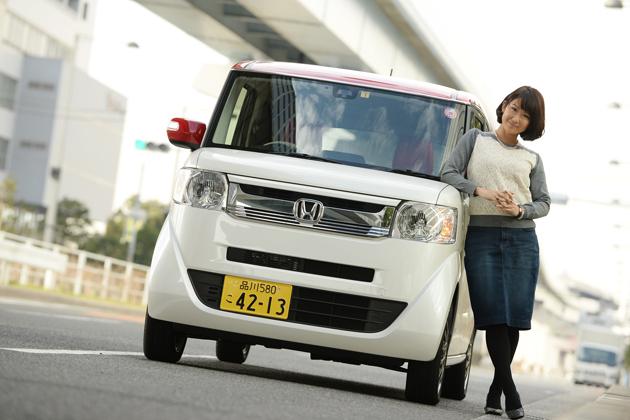 【試乗】ホンダ N-BOXスラッシュ 試乗レポート/今井優杏