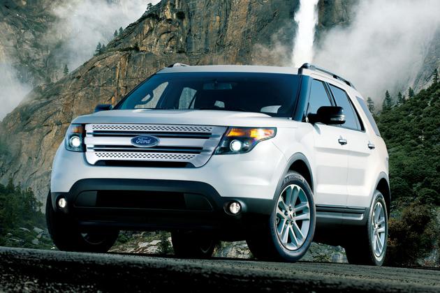 フォード「エクスプローラー 4WD XLT EXCLUSIVE」