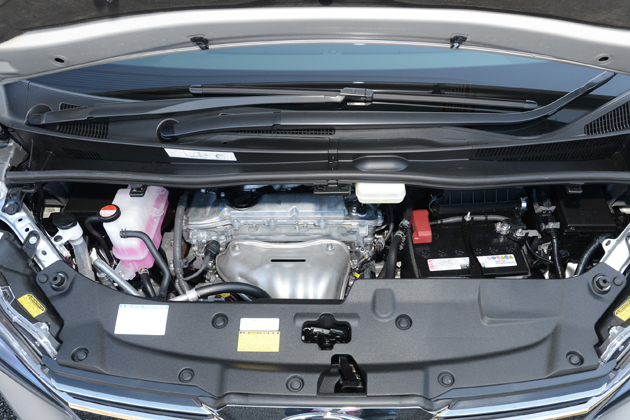トヨタ 新型アルファード/ガソリンエンジン