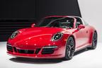 ポルシェ、新型「911タルガ4 GTS」と新型「カイエンターボS」の予約受注を開始