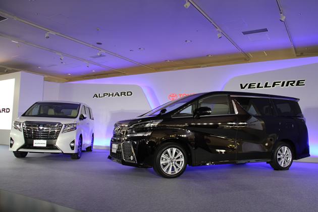 トヨタ 新型アルファード・ヴェルファイアがフルモデルチェンジ ~世界初の先進技術満載の大空間高級ミニバン~
