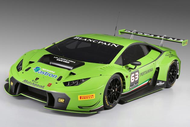 ランボルギーニ・ウラカン GT3