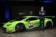 ランボルギーニ、新型「ウラカン GT3」を初披露