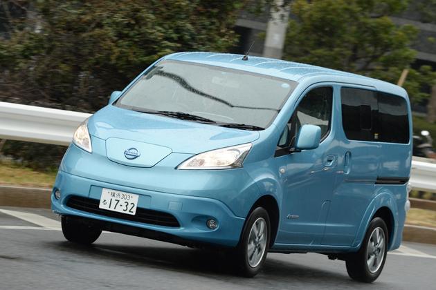 日産 電気自動車 e-NV200 ワゴンG(5人乗り/2WD)