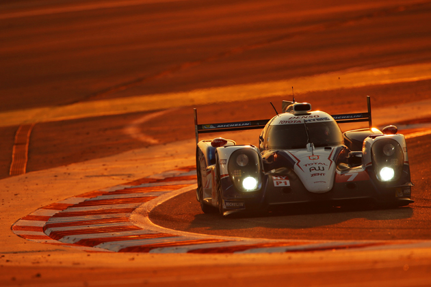2014 World Endurance Championship(WEC)