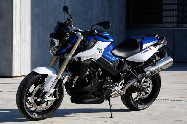 BMW 新型「F 800 R」