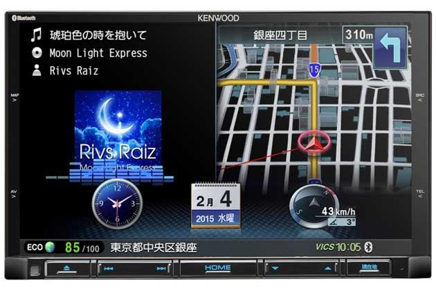 彩速ナビゲーション「MDV-X802L」