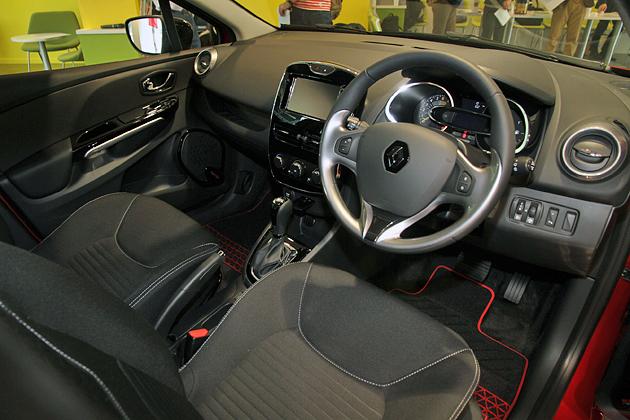 ルノー ルーテシアに価格据え置きの限定車「リミテッド」[自動車ニュース]