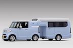 新しい価値の提案!ホンダ 軽ピックアップトラック『N-TRUCK』 ~N-BOXベースのコンセプトモデルをジャパンキャンピングカーショー2015に出展~