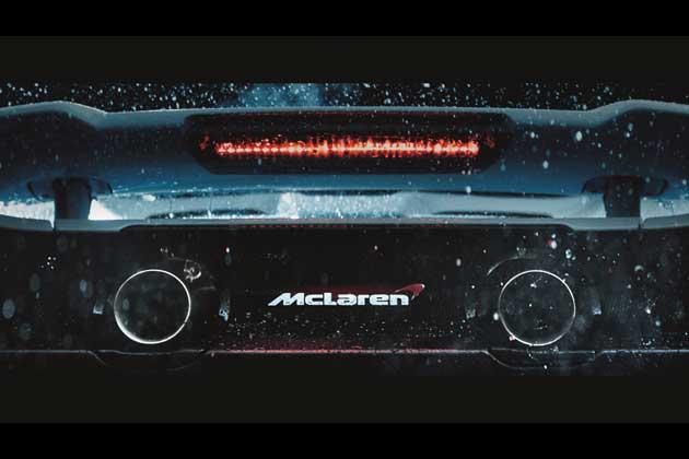 マクラーレン新型「675LT」
