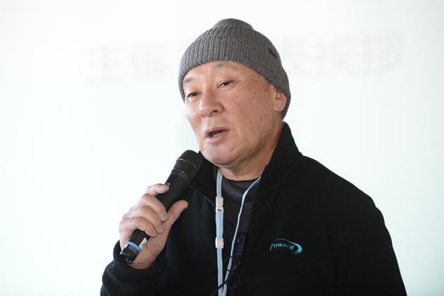 プロスペック代表を勤めるモータージャーナリストの日下部保雄氏
