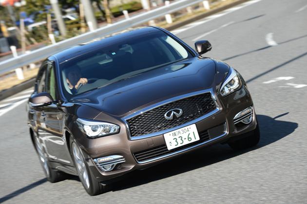 日産 新型フーガ(2015年ビッグマイナーチェンジモデル)試乗レポート/国沢光宏