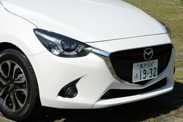 【燃費】マツダ デミオ XD [ディーゼル] 燃費レポート/永田恵一