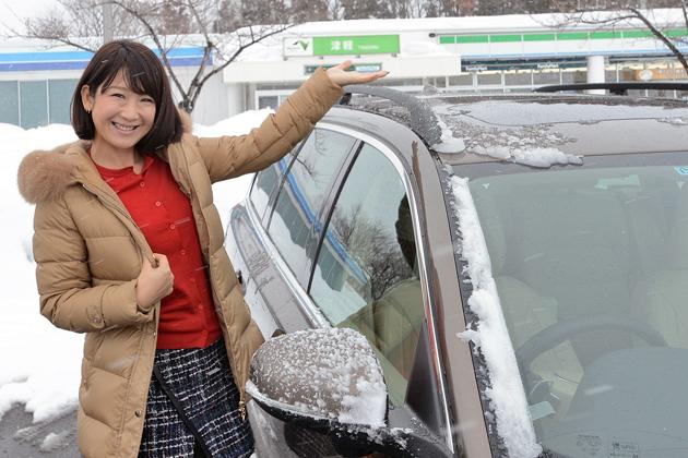 ボルボV70 T5 SEで駆ける! 冬の「函館→東京」長距離試乗レポート/今井優杏