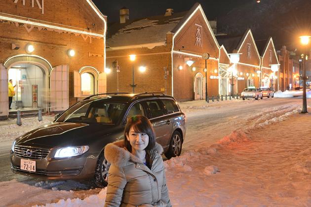 【試乗】ボルボV70 T5 SEで駆ける! 冬の「函館→東京」長距離試乗レポート/今井優杏