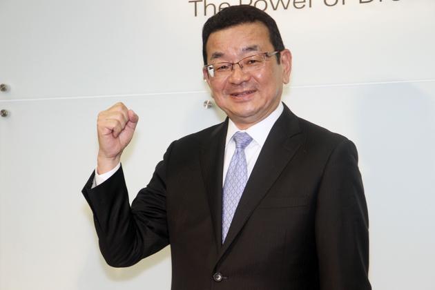 Honda 社長交代人事 記者会見[2015/02/23・Honda本社(東京都港区)]