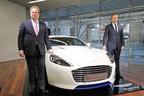 英・アストンマーティン、アンディ・パーマーCEOが日本市場への展望を発表
