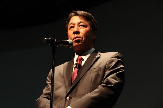 マツダ株式会社 小飼雅道代表取締役社長兼CEO