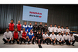 日産、「モータースポーツ活動計画発表会2015」を開催 ~今季カラーリングのGT-Rも初披露!~