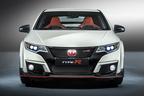 ホンダ、新型「シビック Type R」を発表 ~「NSX」 欧州仕様車も公開~【ジュネーブショー2015】