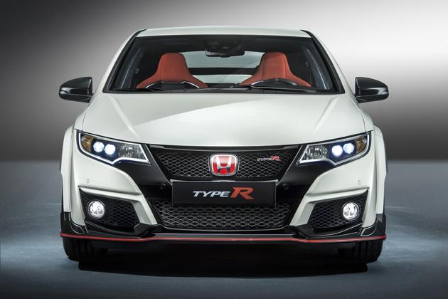 ホンダ 新型「シビック TYPE R」[欧州仕様車/ジュネーブショー2015出展]