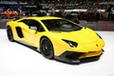 【Part.1】現地画像一挙公開!~これぞ究極のスポーツカー!新型「アヴェンタドールSV」他~【ジュネーブショー2015】