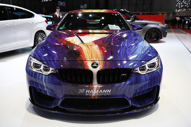BMW M4 Coupé F82