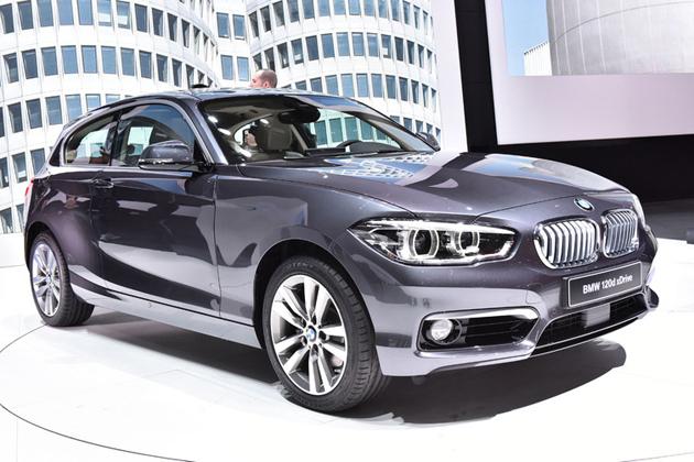 BMW 1 Series 3-door and 5-door