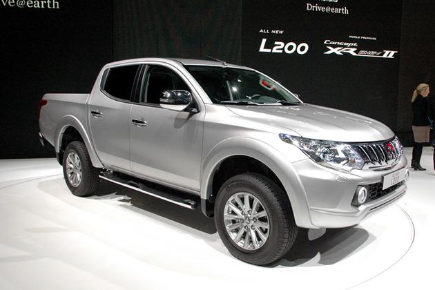 三菱 ALL-NEW L200 Pick Up