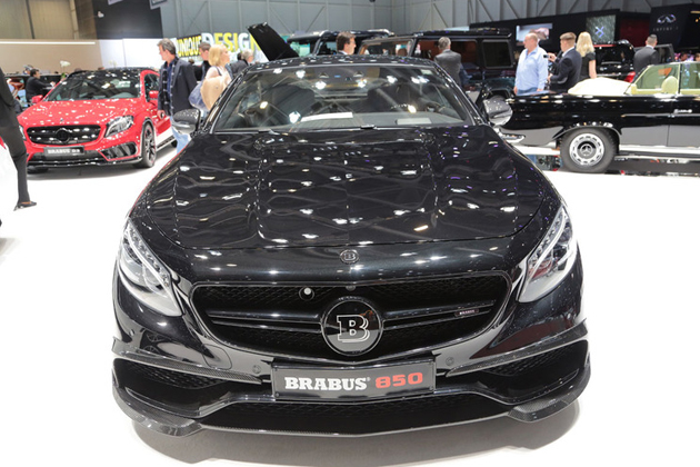 BRABUS 850 - S63 Coupé