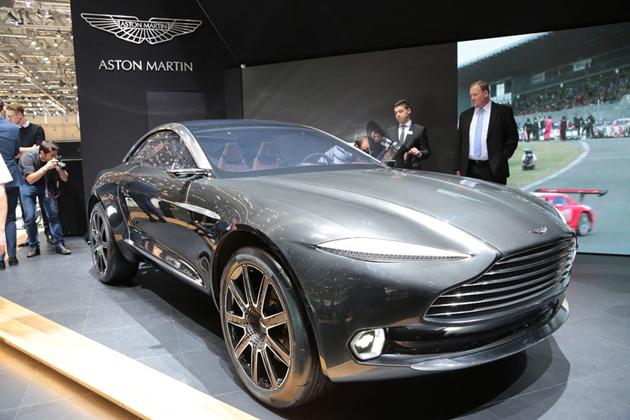 Aston Martin Concept DBX