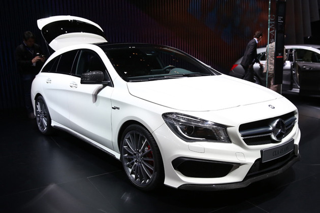 CLA 45 AMG 4MATIC Shooting Brake