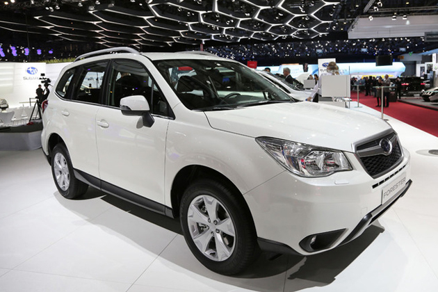 Forester AWD 2.0D Lineartronic