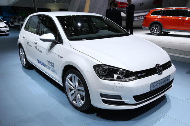 Golf TSI BlueMotion