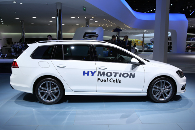 Golf Variant HyMotion