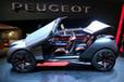 プジョー、500馬力のPHEVコンセプト「クオーツ」を公開!【ジュネーブショー2015】