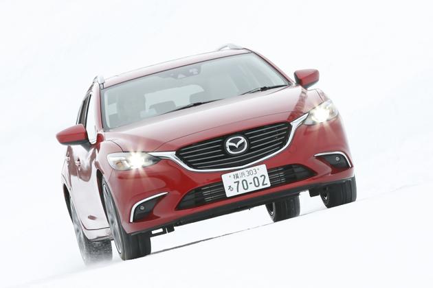 マツダ 「i-ACTIV AWD」オールラインナップ試乗レポート/渡辺陽一郎