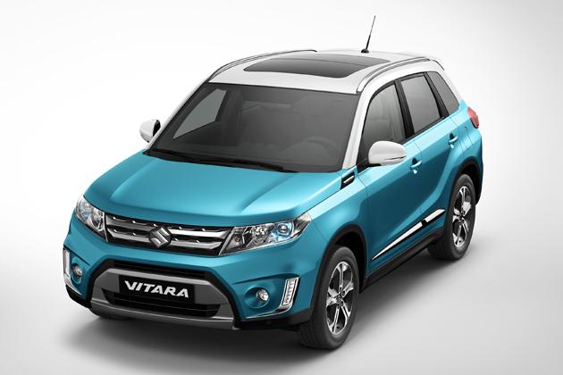 スズキ 新型SUV「VITARA(ビターラ)」