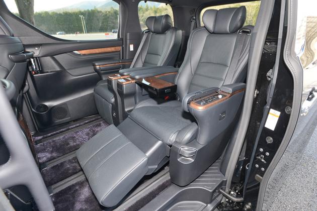 トヨタ 新型ヴェルファイア HYBRID Executive Lounge