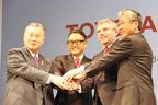 トヨタ、国際オリンピック委員会と2024年まで最高クラスである「TOPパートナー」契約を締結