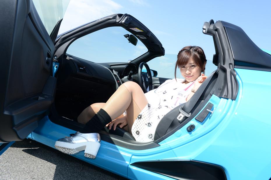 ホンダ S660/安枝瞳の新型車診察しちゃうぞ!