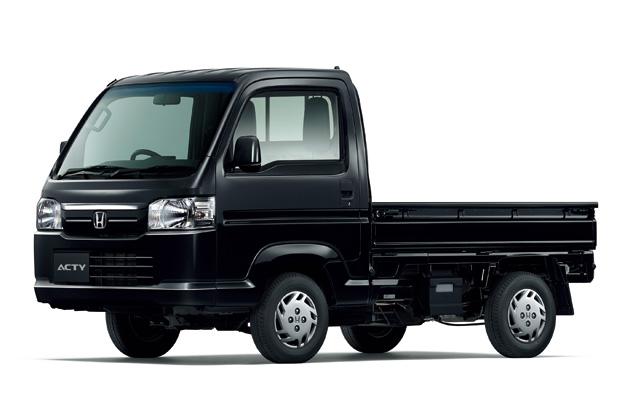 ホンダ アクティ・トラック TOWN(2WD/3AT) (ナイトホークブラック・パール)